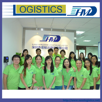 Express/Courier Air Shipping Agent from Shanghai to Germany
