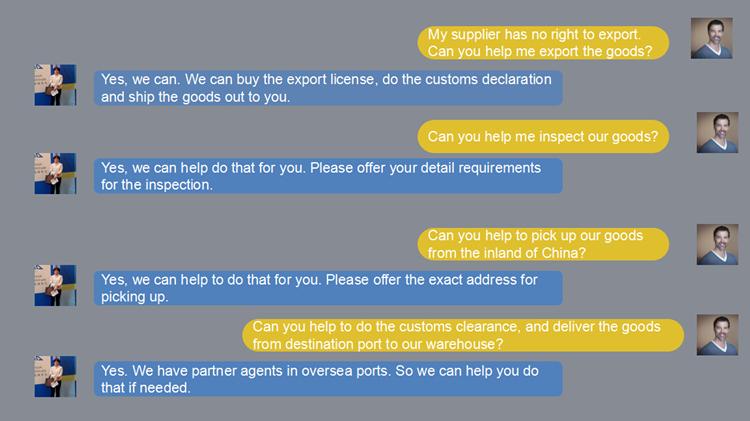 UPS Fedex DHL International Shipping Rates to Qatar Shipping