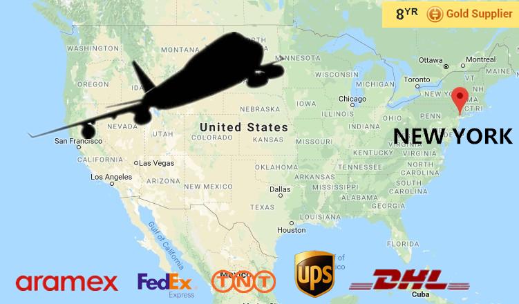Alibaba Express Shipping Services China to USA NEW YORK Amazon FBA
