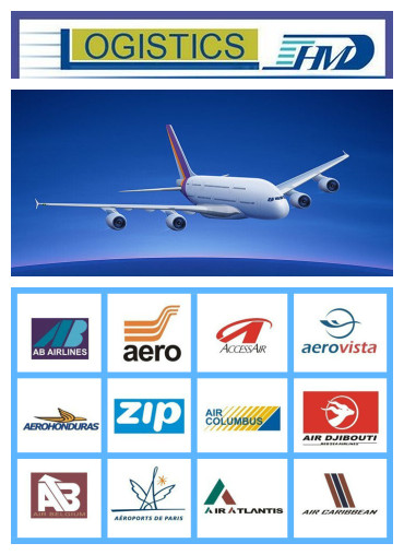 Air freight agents the best price from Guangzhou to Dubai