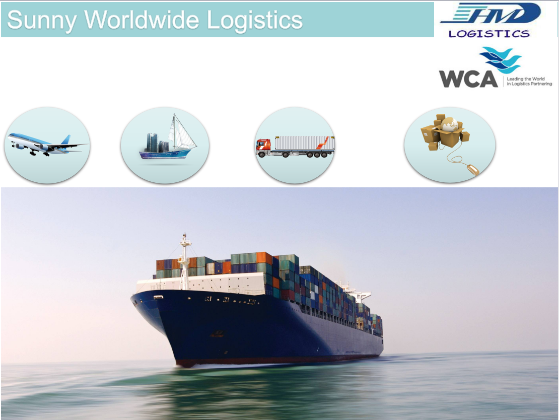 Container sea freight agents 20ft 40ft 45ft from China to