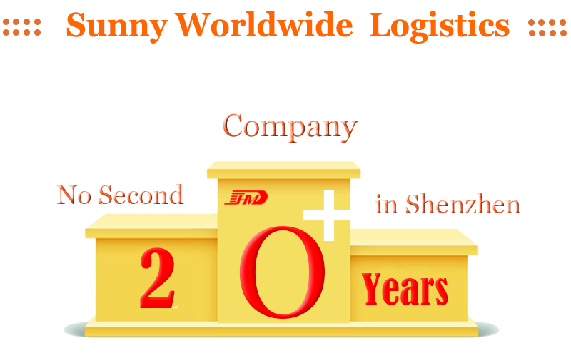 door to door logistics shipping from China to USA