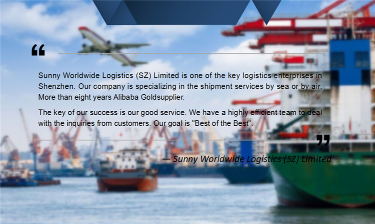 Sea Freight China to New Zealand Ocean Freight Forwarder