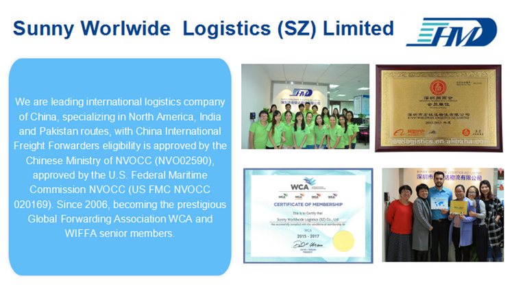 FCL sea freight shipping to Bahrain from china guangzhou
