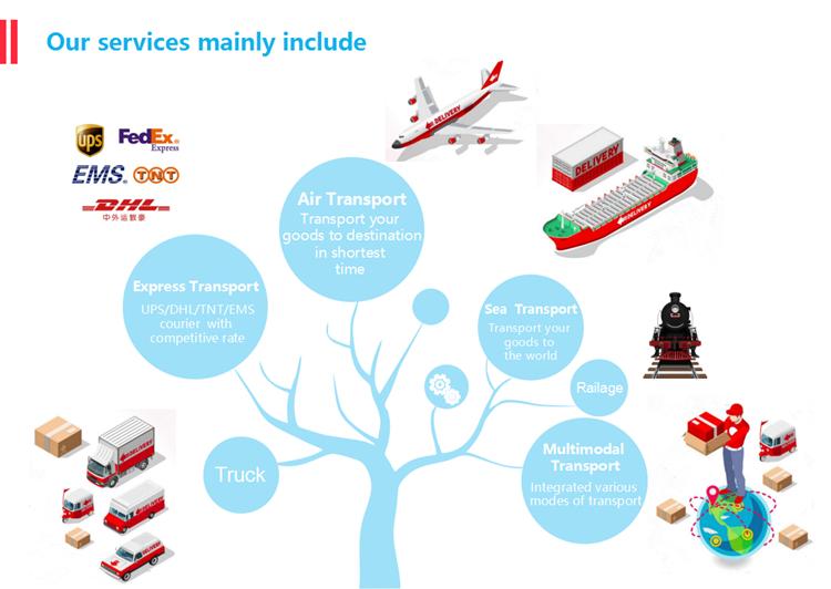 LCL Sea freight from China to Rijeka Croatia Customs Clearance