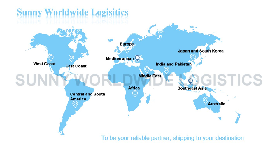 China Post Shipping Rates Freight Forwarder Courier from