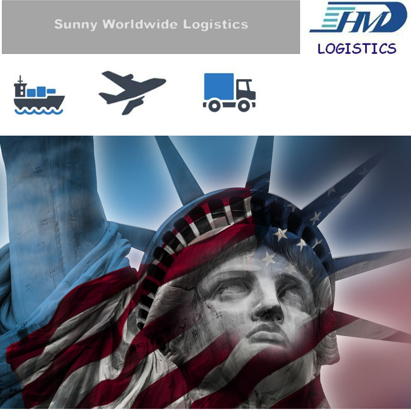 international sea freight air freight to USA