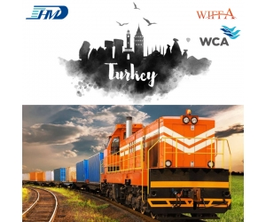 Alibaba Express Turkey Istanbul from China by Railway