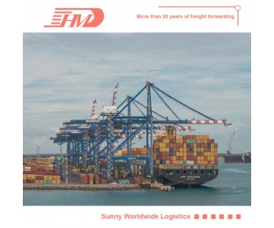 DDP sea freight door to door delivery service from Guangzhou to Bangkok