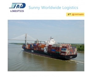 FCL sea freight service from Tianjin to Toronto