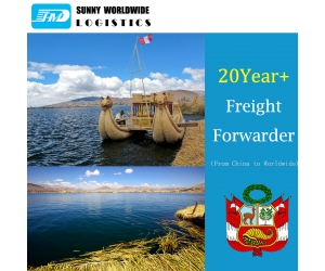 Sea freight from China to Peru door-to-door services