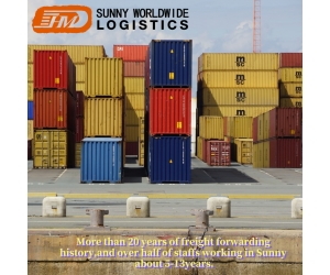 Shipping 20ft, 40ft, 40hq FCL door to door transportation from Shenzhen, China to Germany