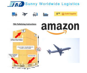 China agency transport goods from China to the US Amazon Warehouse