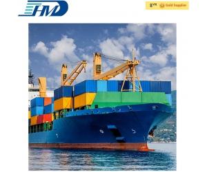 Door To Door Sea Shipping Freight Forwarder From Ningbo To