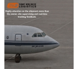 20 years of experience in air transportation from Shenzhen, China to Indonesia
