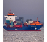 Consolidation freight forwarder sea freight from Shenzhen to Hamburg
