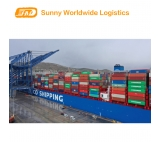 40HQ container by FCL sea freight service from Shenzhen to Bangkok