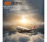 Air freight forwarding from China door to door transportation service direct flights to Johannesburg