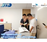 Air transportation service from China to South Korea customs clearance sent to the door DDP