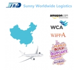 Amazon FBA Air Freight China to Germany Sample Consolidation