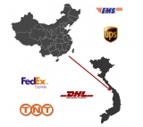 China Express Courier Service to Vietnam Goods Collect Service