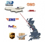 Courier service China to the UK door to door delivery