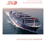 DDP sea freight door to door delivery service from Guangzhou to Koh Samui Thailand