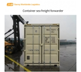 DDP sea freight logistics service from Guangzhou warehouse to Tema Warehouse