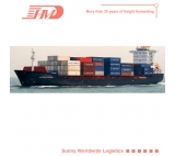 Door to door sea freight logistics agent from Guangzhou to Manila