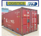 Ex-works Guangzhou/Shenzhen 20gp 40gp used container rates