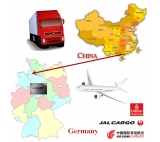 Express shipping to Germany door to door from China