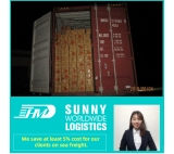 FCL container sea freight China to Hamburg Germany Shenzhen departure