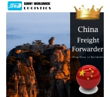 From China to Canada, Toronto Door to Door Freight Forwarder Shipping