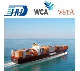 From Guangzhou China to New York USA freight forwarder sea shipping agent DDU DDP