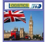 From Shanghai China to UK professional express shipping service
