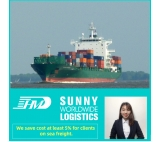 Germany FBA sea shipping from Ningbo to Hamburg door to door service