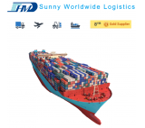 International LCL Sea shipping from china to rotterdam netherlands