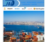 International shipping container shipping from Shanghai to Manzanillo Mexico