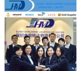 LCL FCL Ocean Freight Forwarder DDP DDU from Shenzhen to United States