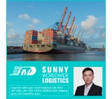 LCL FCL Sea shipping agent sea freight shipping from China to Chattanooga USA door to door service