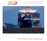 LCL sea freight agent from Shanghai to New York door to door delivery