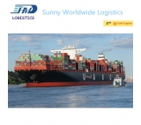 LCL sea freight door to door logistics service from Shanghai to Houston