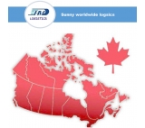 LCL sea freight forwarding logistics service from Ningbo to Toronto
