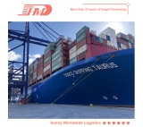 LCL sea freight logistics gants from Shenzhen to Houston door to door delivery
