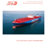 LCL sea shipping freight forwarder from Shanghai to London door to door delivery