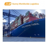 Ningbo to Davao DDP sea freight service