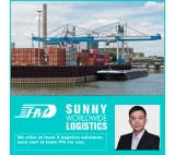 Ocean freight forwarder from China to Frankfurt Germany sea shipping agent door to door delivery service