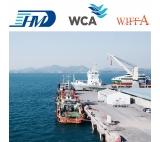Ocean shipping rates from Ningbo China to Dallas USA FTW1 warehouse DDP Transportation