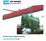 Professional sea freight container shipping from China to USA Chicago door to door services