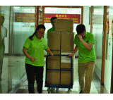 Repacking goods services for customers